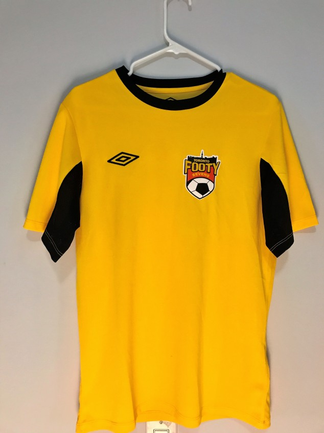 Umbro 7vs7 soccer shirt