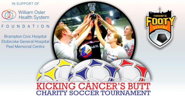 KIcking Cancer's Butt Charity Soccer Tournament