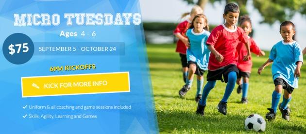 Kids Soccer age 4-1