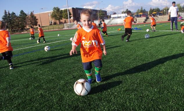 Mason with Ball